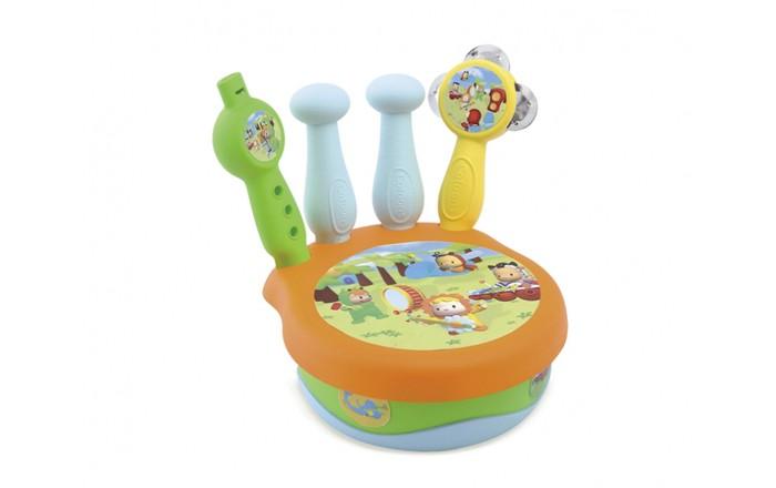 Музыкальная игрушка Smoby Набор музыкальных инструментов