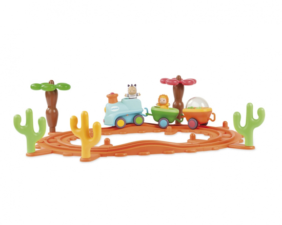 Smoby Музыкальная железная дорога