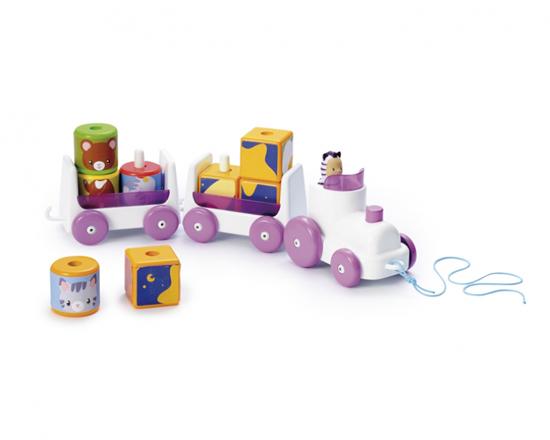 Развивающие игрушки Smoby Паровозик