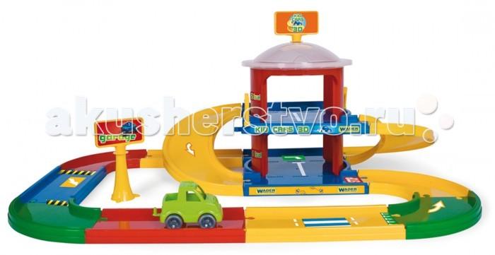 Wader Kid Cars 3D-����� 2 ����� 3,4 �
