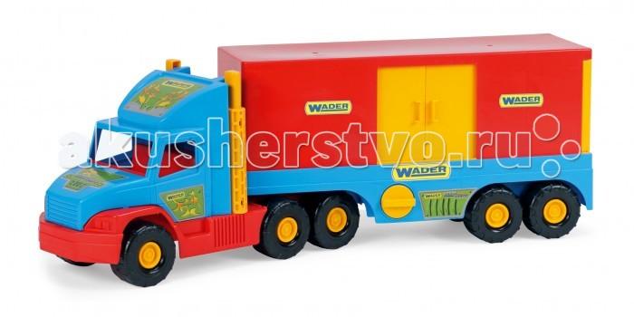 Wader Super Truck фургон