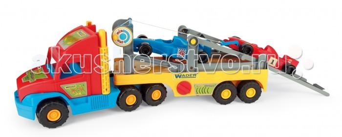 Wader Super Truck с авто Формула