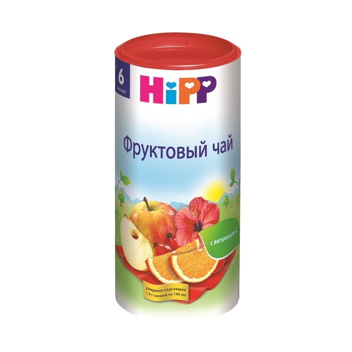 Чай Hipp Детский фруктовый чай с 6 мес. 200 г