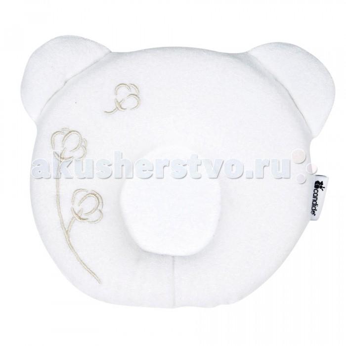 Candide ������� ������������� ����� Nature White Panda pillow 21x19 ��