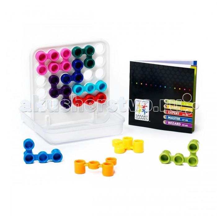 Bondibon Логическая игра ДуплексЛогическая игра ДуплексЛогическая игра Дуплекс.  Увлекательная головоломка для игры в компании. «Дуплекс» - значит «двойной». Эта занятная головоломка построена на поиске сочетании двух частей: двух сторон решетки, двух выступающих частей деталей.   В игре необходимо расположить детали головоломки на игровом поле-решетке таким образом, чтобы с двух сторон отсутствовали видимые отверстия. Не сдавайся, ошибайся, пробуй, экспериментируй и когда у тебя все получится, ты обязательно почувствуешь двукратный прилив сил и уверенности в себе!   Дуплекс научит вас и вашего ребенка ставить и достигать значимые цели и находить компромиссы. И эти незаменимые в современном быстроменяющемся мире навыки вы сможете получить в увлекательной игровой деятельности.   Для детей от 7 лет.<br>