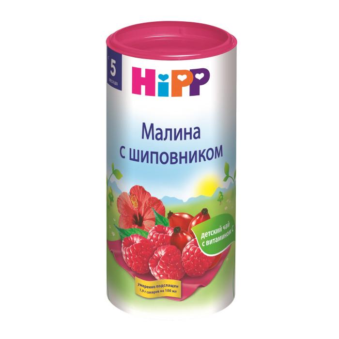 Hipp Детский чай Малина с шиповником с 6 мес. 200 г
