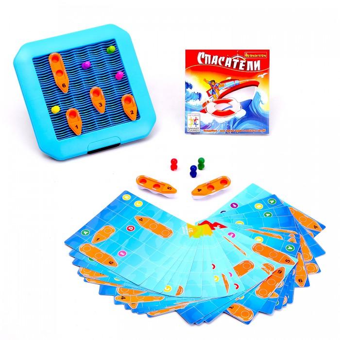 Bondibon Логическая игра Спасатели