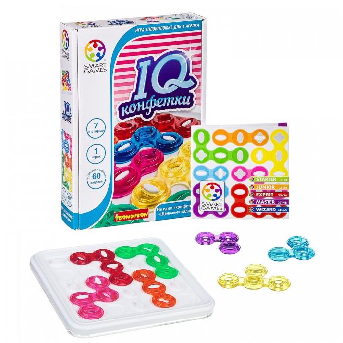 Bondibon Логическая игра IQ-Конфетки