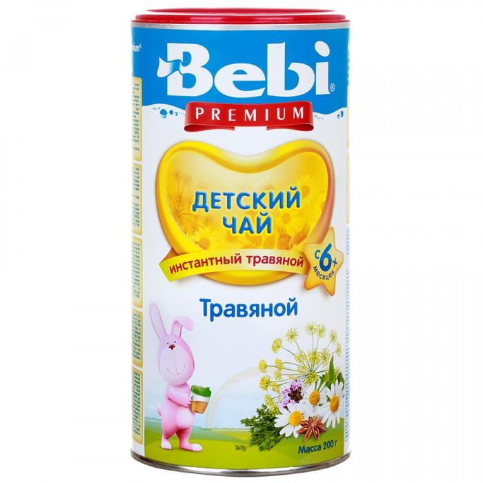 Чай Bebi Детский чай Premium травяной с 4 мес. 200 г
