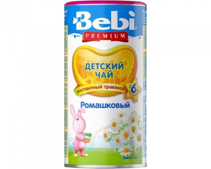 Bebi Детский чай Premium ромашковый с 4 мес. 200 г