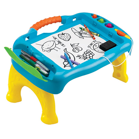 Доски и мольберты Crayola Переносной чемоданчик-доска 5049