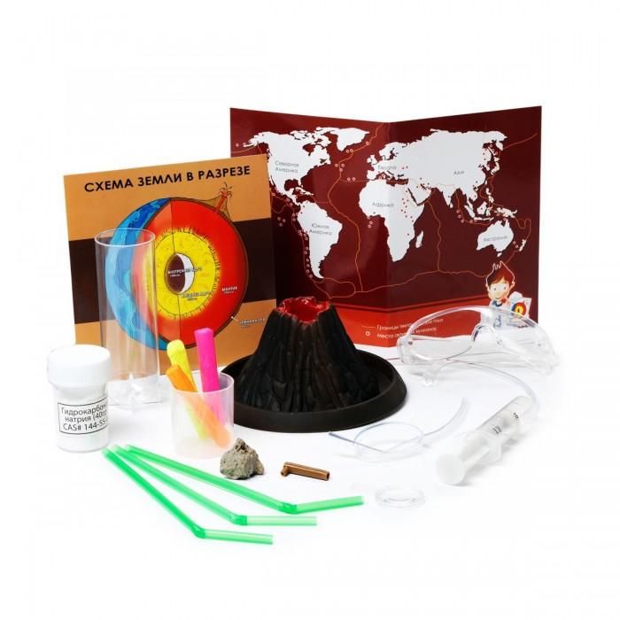 Bondibon Французские опыты Науки с Буки (8 экспериментов) Наука о вулканахФранцузские опыты Науки с Буки (8 экспериментов) Наука о вулканахФранцузские опыты Науки с Буки (8 экспериментов) Наука о вулканах.  Эта игра поможет смоделировать извержение «вулкана», понять процессы происходящие в кратере вулканов. 8 экспериментов: Лавовая лампа, извержение вулкана, мировая карта вулканов, складчатая горная цепь, гейзеры, внутри, вулканические породы, породы скрюченной формы   Для детей от 8 лет.<br>