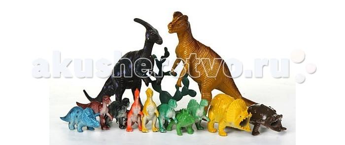 Игруша Игровой набор Динозавры F285Игровой набор Динозавры F285Игруша Игровой набор Динозавры F285 обязательно понравится вашему малышу и займет его внимание надолго.  Особенности: Комплект изготовлен из качественного материала, который безопасен для малышей.  Используя фигурки и различные подручные материалы, ребенок сможет придумать много увлекательных историй и воплотить их в жизнь.  Набор Динозавры развивает у детей творческие способности, воображение, мелкую моторику рук.<br>