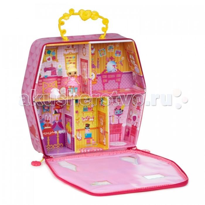 Lalaloopsy Игровой домик-переноска с куклой и аксессуарами