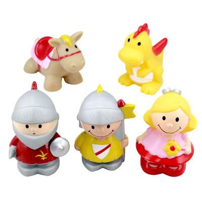 Игрушки для купания Курносики Набор игрушек-брызгалок Волшебная сказка