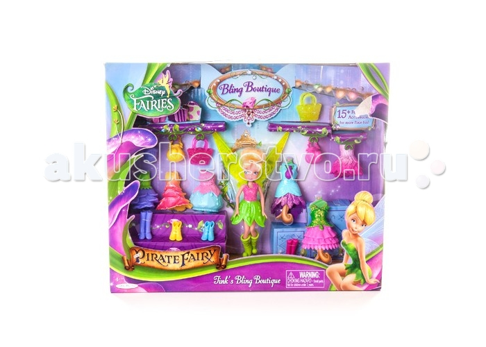 Disney Fairies ������� ����� �� 1 ����� � ������������