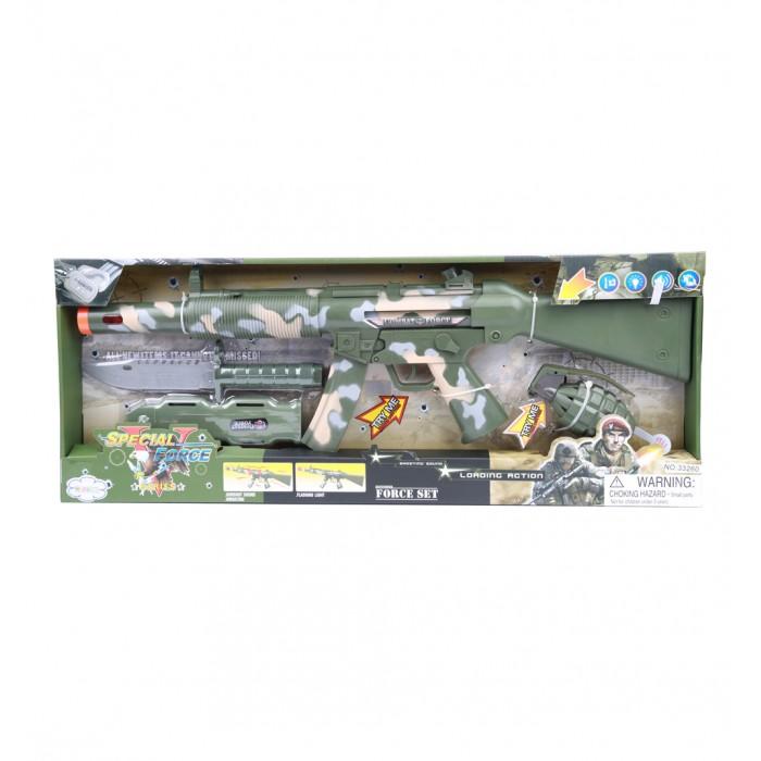 Игруша Игровой набор Армия i-kw17781