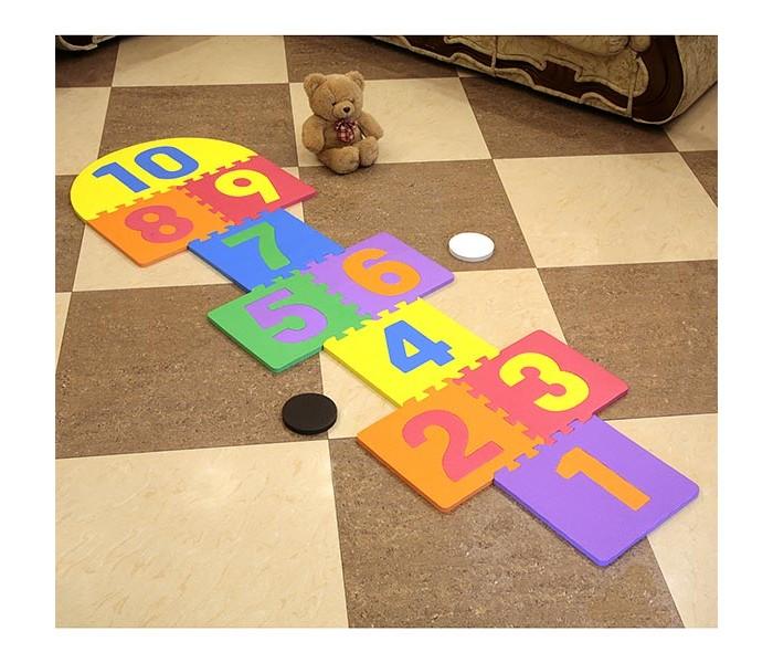 Игровой коврик FunKids Классики-1 с цифрами 12
