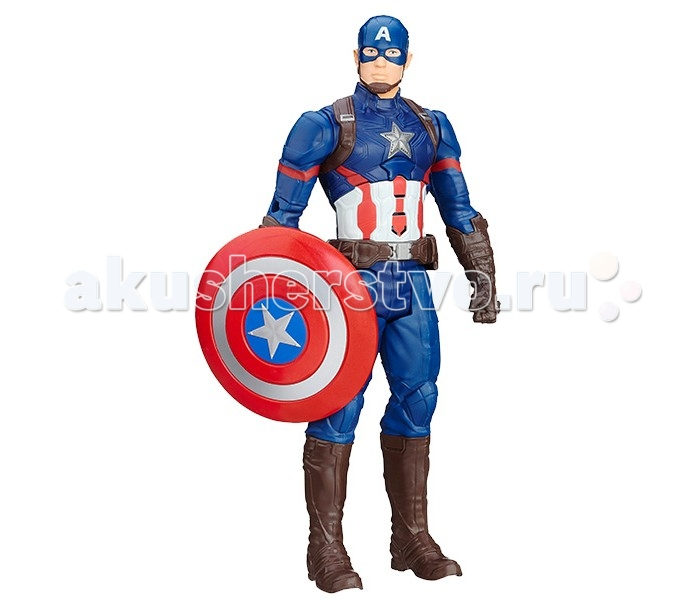 Интерактивная игрушка Avengers Фигурка Первого Мстителя