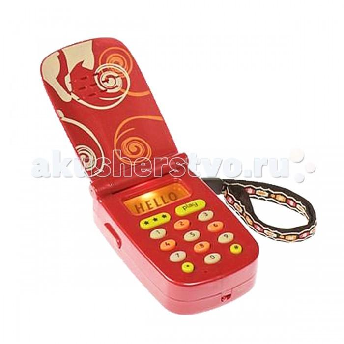 Музыкальная игрушка Battat Мобильный телефон 68615