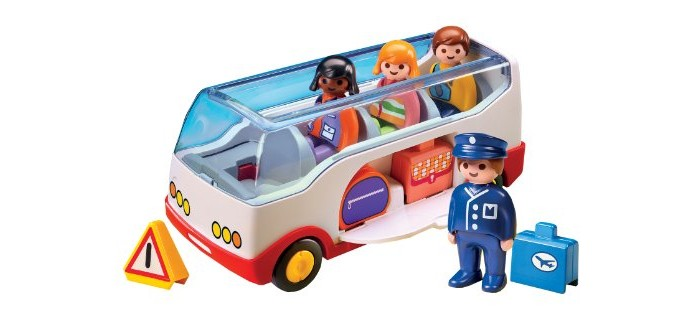 ����������� Playmobil 1.2.3.: ����� ��� � ��������