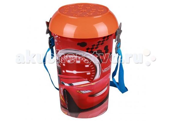 Альтернатива (Башпласт) Ведро Тачки-Дисней 2.5 лВедро Тачки-Дисней 2.5 лАльтернатива Ведро Тачки-Дисней 2.5 л с крышкой и ремнём для активных игру на улице.   Особенности: Детское ведро выполнено из качественного пластика, с нанесением рисунка. Ведерко можно использовать для игры с песком, водой, хранения мелких игрушек или сбора урожая на даче.  Детское ведерко Тачки пригодится каждому мальчику на прогулке в теплое время года.<br>