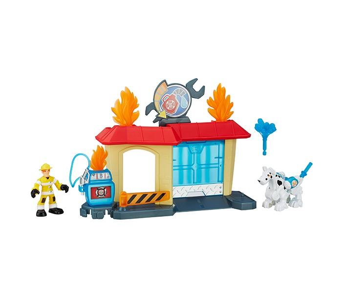 Playskool Transformers Игровой набор Спасатели