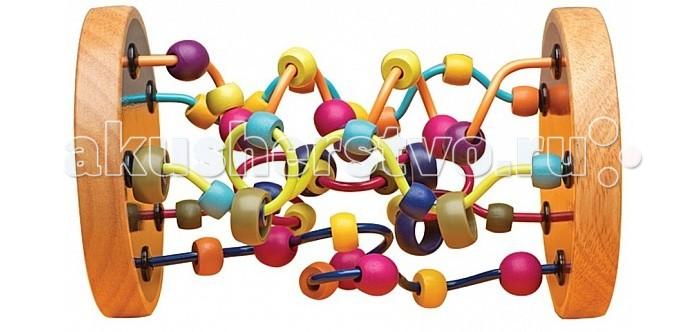 Развивающая игрушка Battat Разноцветный лабиринт