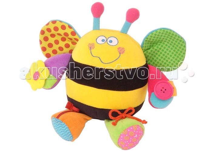Развивающие игрушки Мир детства Ученая пчела со шнуровкой