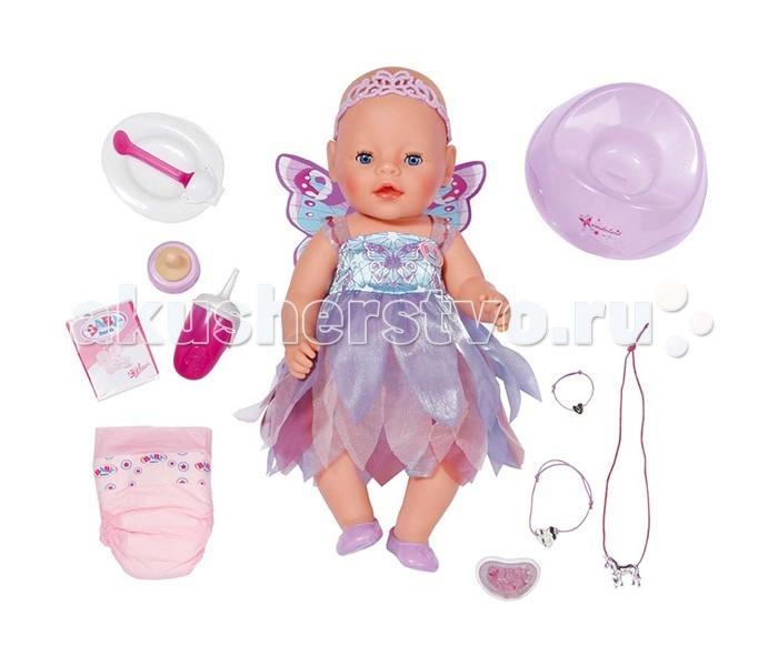 Zapf Creation Baby Born Кукла Фея Интерактивная 43 см