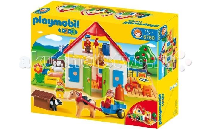 ����������� Playmobil 1.2.3.: ������� �����