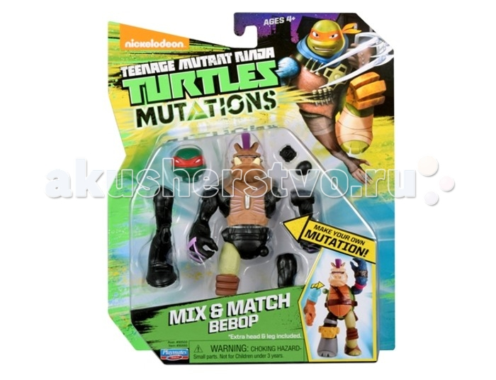 Playmates TMNT ������� ������ ���������-������ Mutation �����