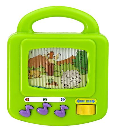 Электронные игрушки Мир детства Мое первое ТВ