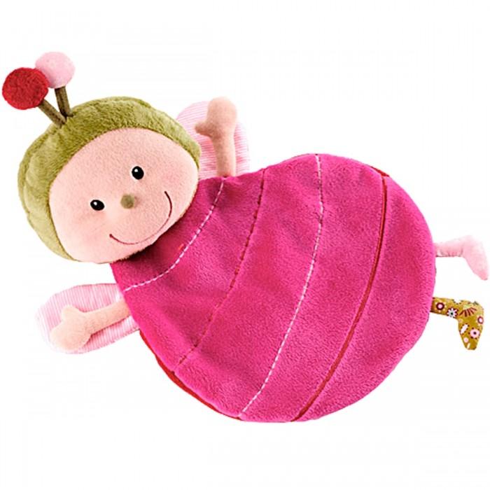 Мягкая игрушка Lilliputiens Божья коровка Лиза обнимашка