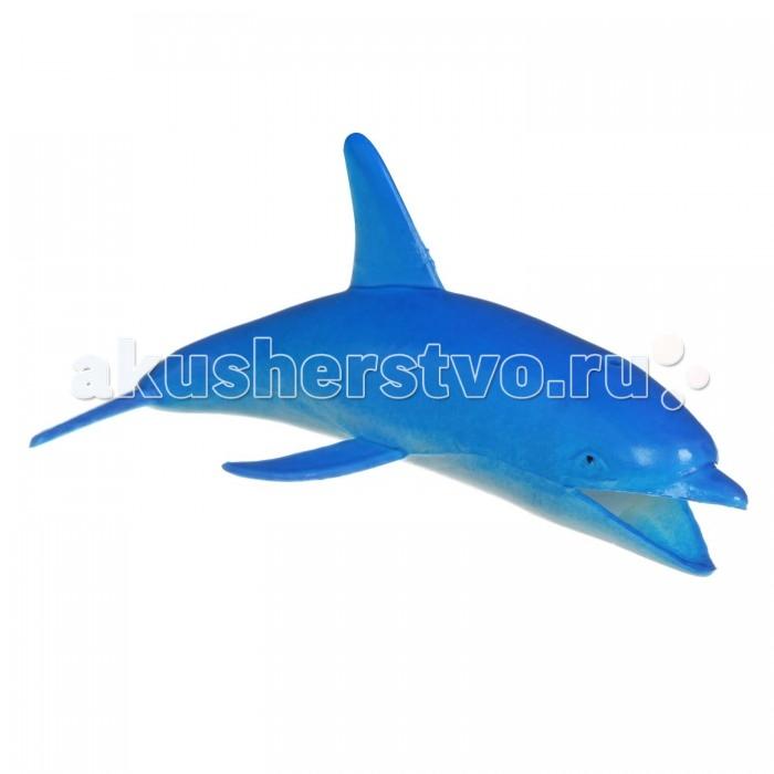 Bondibon Набор животных Ребятам о Зверятах Дельфины 5 дюймов