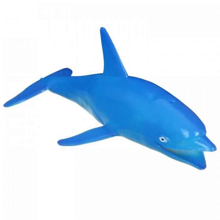 Bondibon Набор животных-пищалок Ребятам о Зверятах Дельфины 8 дюймов