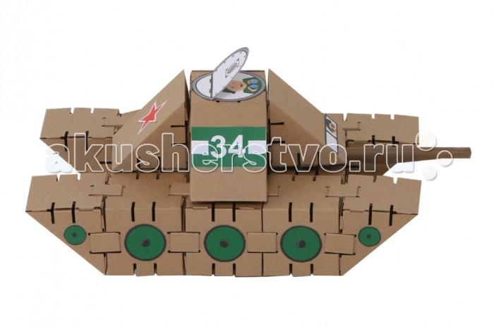 """Конструктор Yohocube Набор Танк 18 деталейНабор Танк 18 деталейYoh-ho! Набор конструктора Танк 18 деталей К-18.Tank  Тематический набор для создания игрушки Танк в наборе с цветной аппликацией. Аппликация входит в набор.   Конструктор """"ЙОХОКУБ"""" — это самосборные кубики в наборе с крепежами и тематическими декоративными элементами для конструирования любых форм.  Конструктор """"ЙОХОКУБ"""" через игру развивает абстрактное мышление, конструкторские навыки, творческие способности и мелкую моторику. Приучает к коллективному творчеству в разновозрастной группе. Рекомендован детям от 6-ти лет. Для коллективной игры со взрослыми.  Размер ЙОХОКУБа в собранном виде 80мм. Кубик легко помещается в детскую ладошку.<br>"""