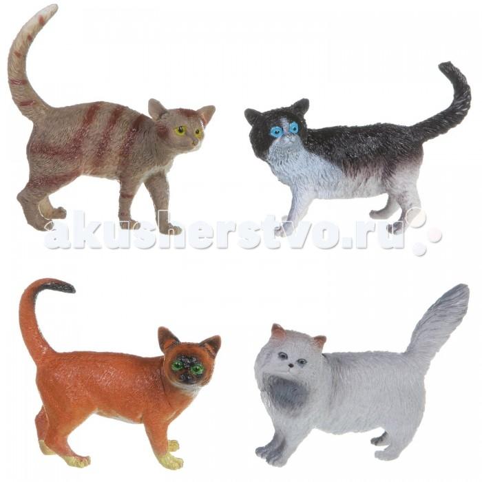Bondibon Ребятам о зверятах Кошка  5 дюймов