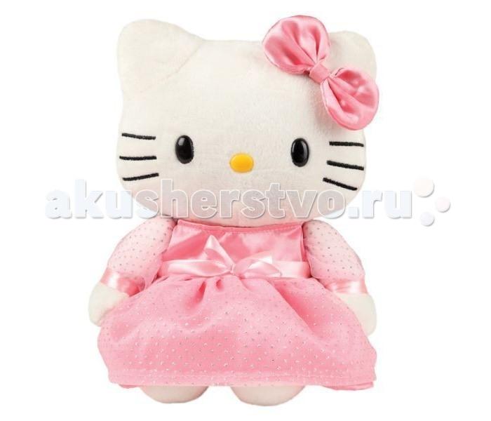 Мягкая игрушка Мульти-пульти Hello Kitty музыкальная 14 см