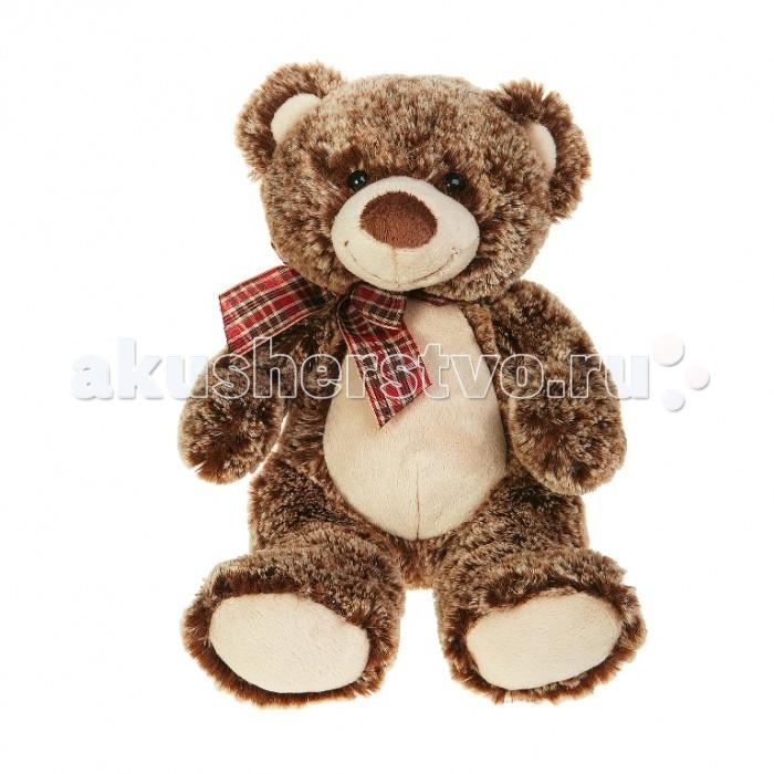 Мягкая игрушка Button Blue Медведь Мишка коричневый 20 см