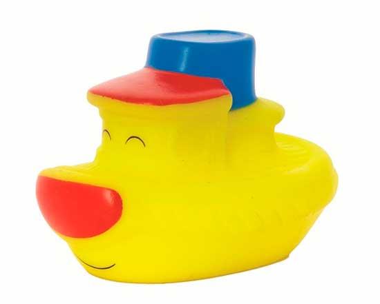 Курносики Игрушка для ванны Кораблик