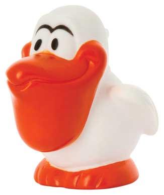 Курносики Игрушка для ванны Пеликан