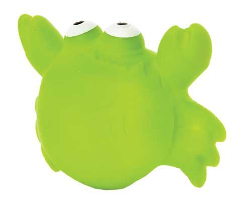 Курносики Игрушка для ванны КрабикИгрушка для ванны КрабикИгрушка для ванны Крабик, выполненная из мягкого безопасного материала, способна превратить обычное купание в веселую игру. Развивает мелкую моторику, логику, воображение, концентрацию внимания, цветовое восприятие и тактильные ощущения.<br>