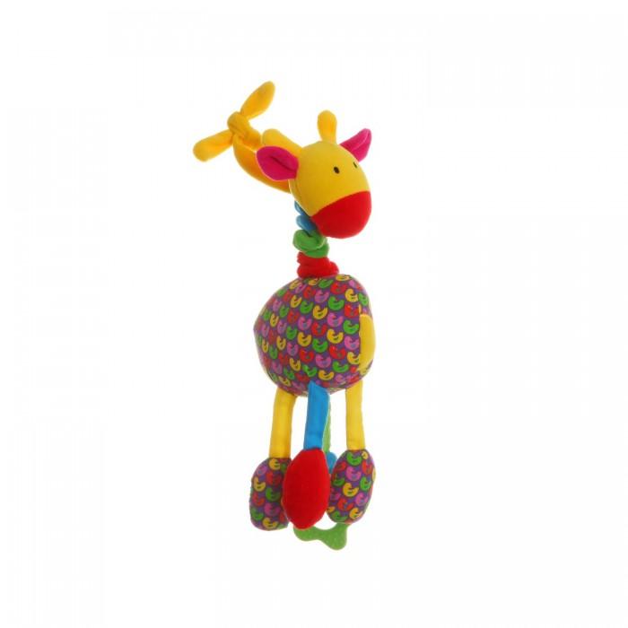 Подвесная игрушка Bondibon Растяжка Жираф 35 см