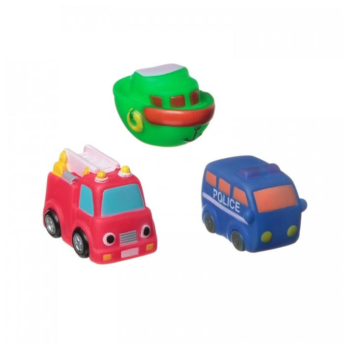 Bondibon Игровой набор для купания транспорт 3 шт.Игровой набор для купания транспорт 3 шт.Игровой набор для купания транспорт, 3 шт.  Игрушки для ванной способны превратить ежедневное купание в увлекательное и обучающее занятие. В качестве самой первой игрушки для купания отлично подойдут безопасные и яркие игрушки для купания ТМ Baby You Bondibon! Они сделают процесс купания непринужденным и увлекательным. Малышу будет весьма интересно наблюдать, как игрушки плавают и не тонут.   Кроха обязательно попытается поймать и схватить их. Такие простые действия для взрослых и такие интересные и познавательные для маленького ребенка.   С помощью этих манипуляций малыш разовьет мелкую моторику, познавательные способности и общие двигательные навыки.<br>