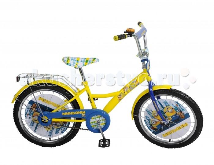 Велосипед двухколесный Navigator Миньоны 20 Kite