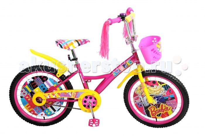 Велосипед двухколесный Navigator Barbie 20 Kite
