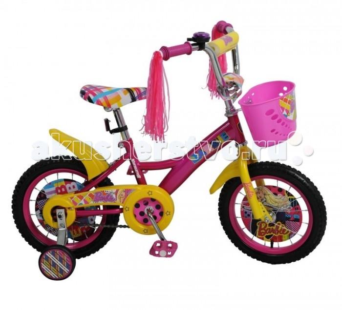 Велосипед двухколесный Navigator Barbie 14 Kite