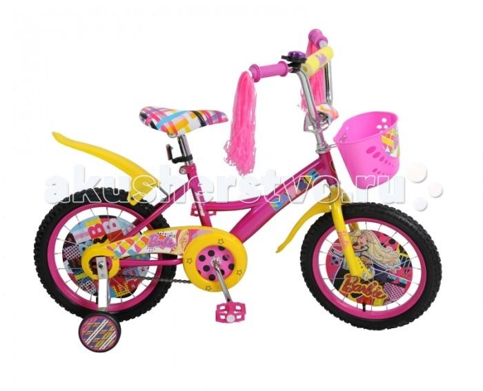 Велосипед двухколесный Navigator Barbie 16 Kite