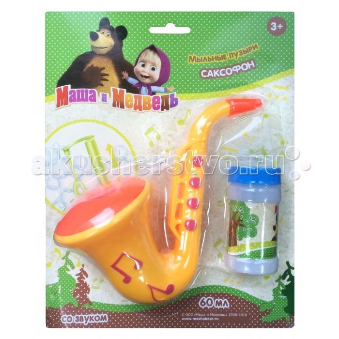 1 Toy Мыльные пузыри Маша и Медведь от Акушерство
